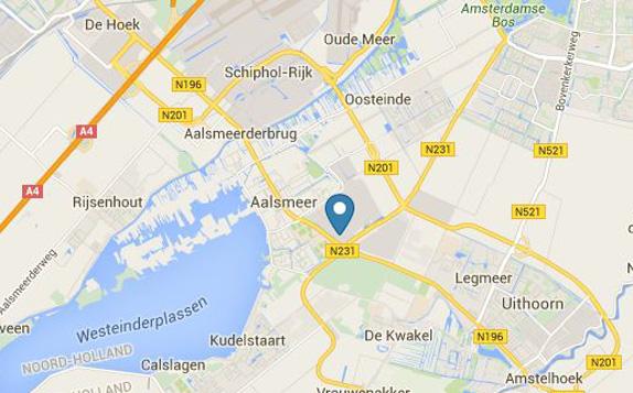 Locatie Capelli Nederland